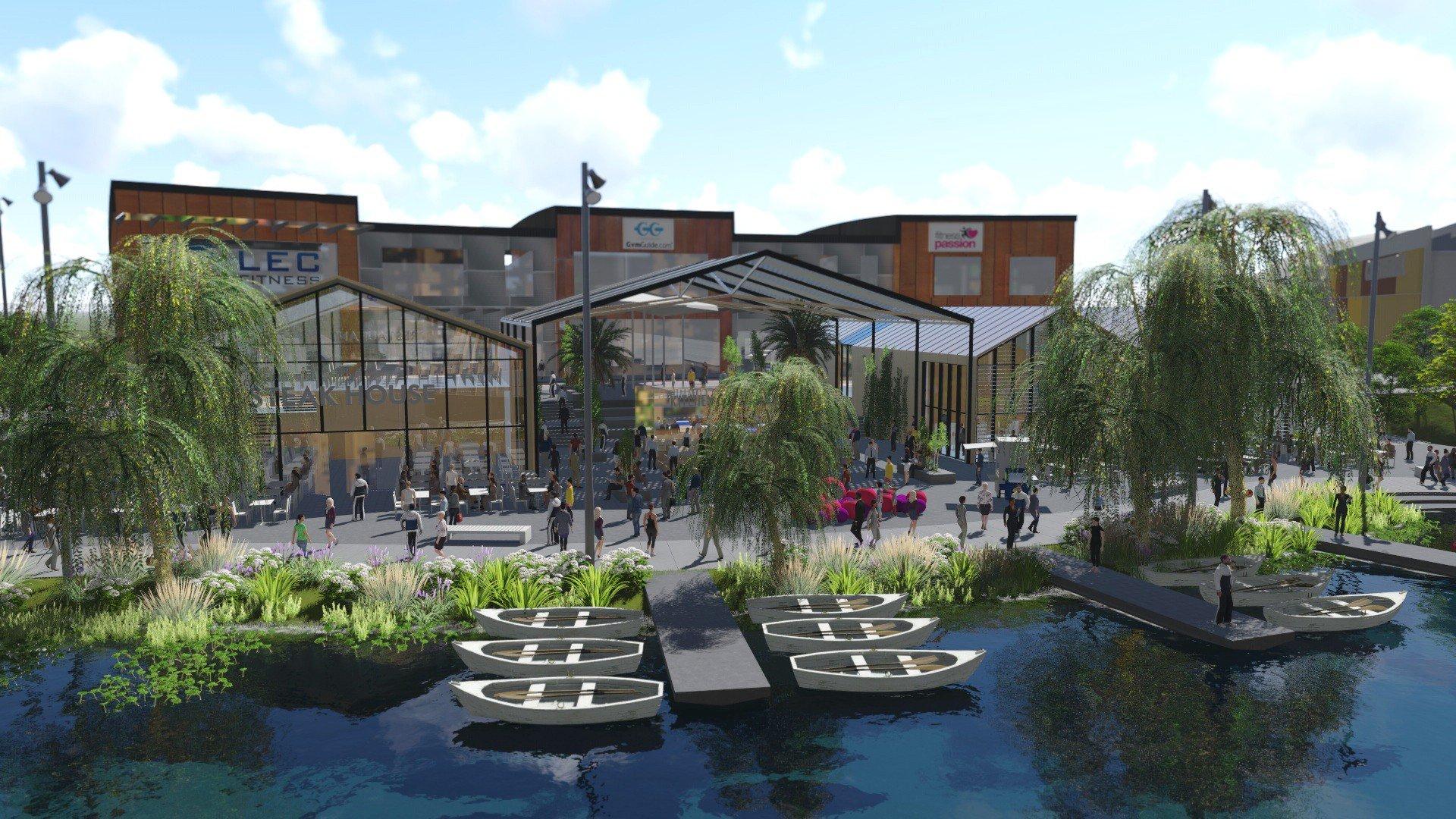 Реализация инвестпроекта компании IKEA за14 млрд руб началась вАдыгее